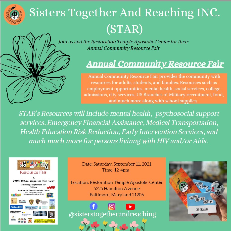 2021-09-11-Communituy Resources Fair